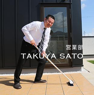 営業 TAKUYA SATO